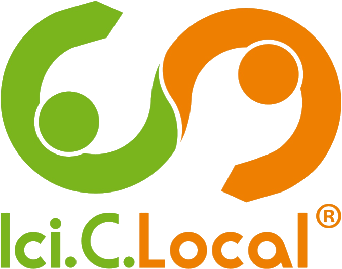 Logo de Ici.C.Local